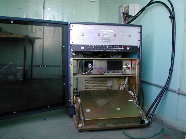 Repeater cabinet (original)